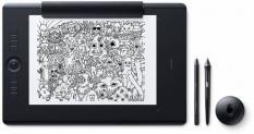 Wacom Intuos Pro Paper PTH-860P-R Bluetooth черный